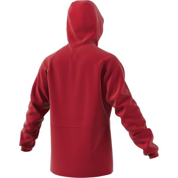 adidas Condivo 18 Power Red/White Rain Jacket