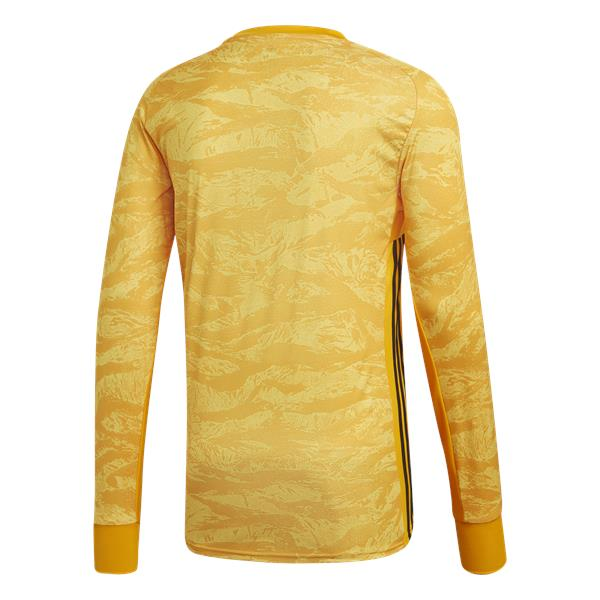 adidas ADI PRO 19 Collegiate Gold Goalkeeper Shirt