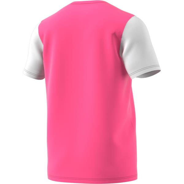 adidas Estro 19 Solar Pink/White Football Shirt