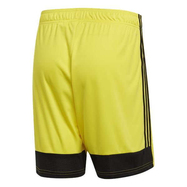 adidas Tastigo 19 Bright Yellow/Black Football Short