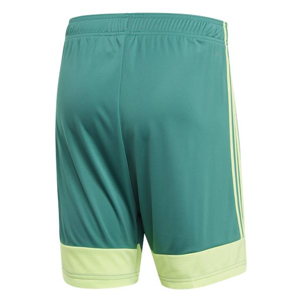 adidas Tastigo 19 Active Green/Hi-Res Yellow Football Short
