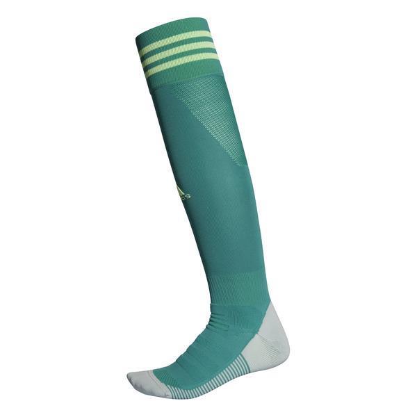 adidas ADI SOCK 18 Active Green/Hi-Res Yellow Football Sock