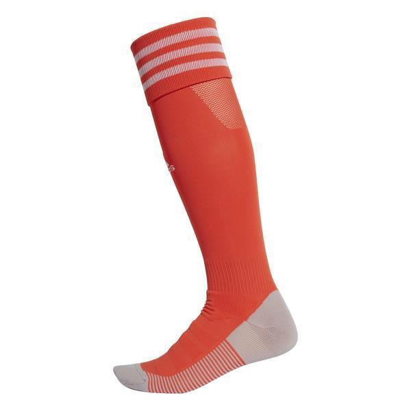 adidas ADI SOCK 18 Semi Solar Red/White Goalkeeper Sock