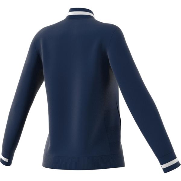 adidas Team 19 Womens Team Navy Blue/White Track Jacket