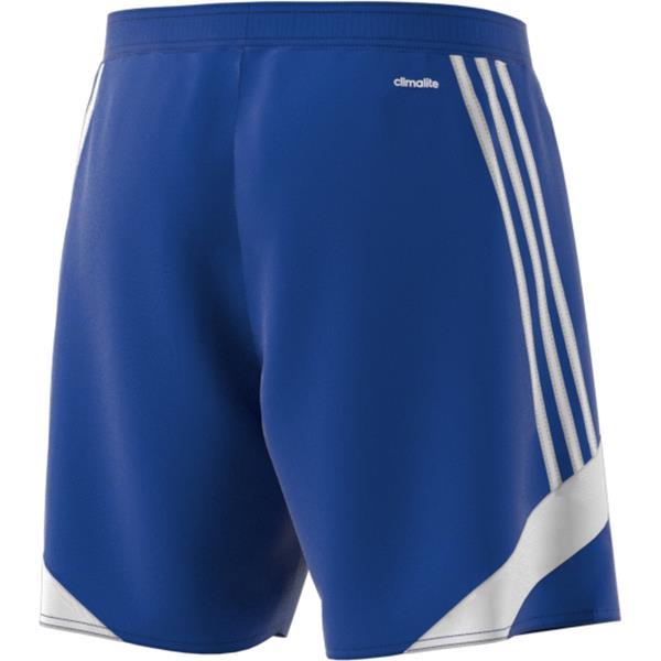adidas Nova 14 Bold Blue/White Football Short