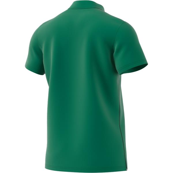 adidas Core 18 Bold Green/Black Polo