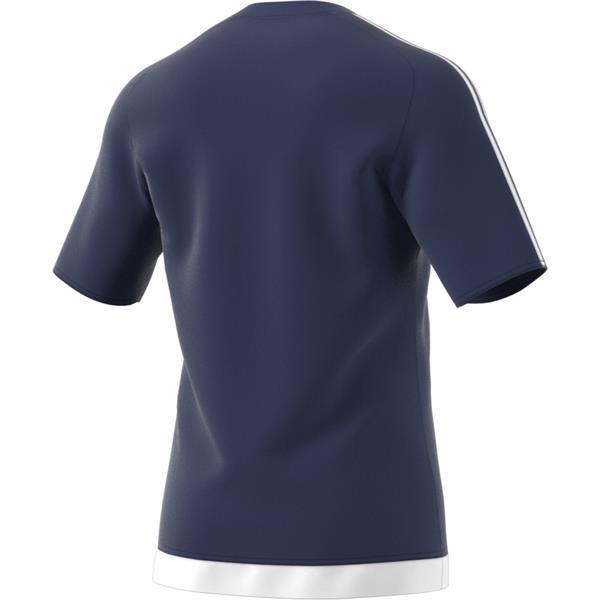 adidas Estro 15 SS Dark Blue/White Football Shirt
