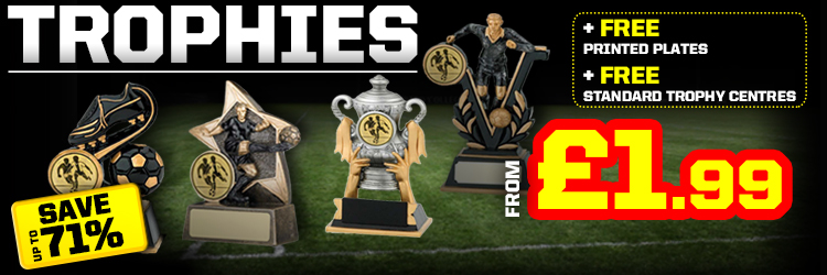 Cup Trophy from �1.99