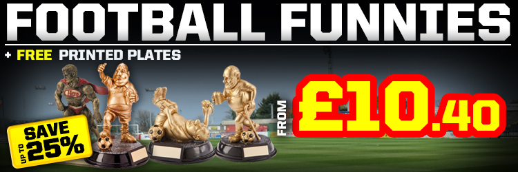 Funny Football Trophies