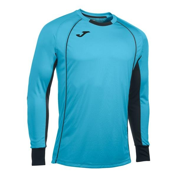 Joma Protec Goalkeeper Shirt Turquoise/black