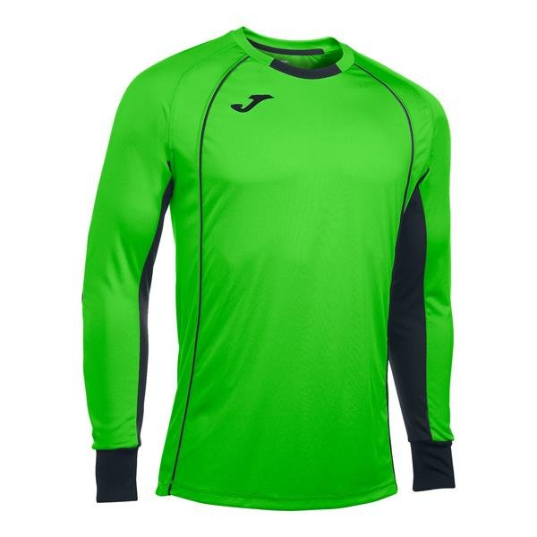 Joma Protec Goalkeeper Shirt Fluo Green/Black