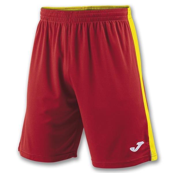 Joma Tokio II Short Red/Yellow