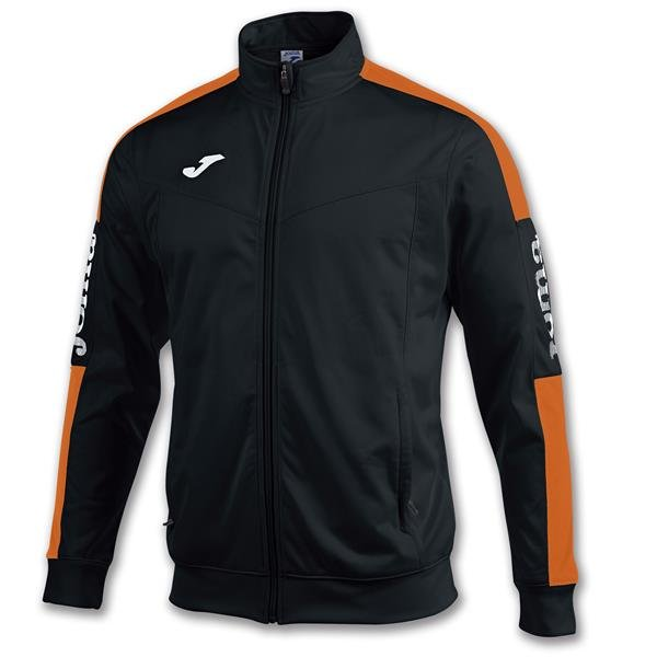 Joma Championship IV Black/Orange Jacket