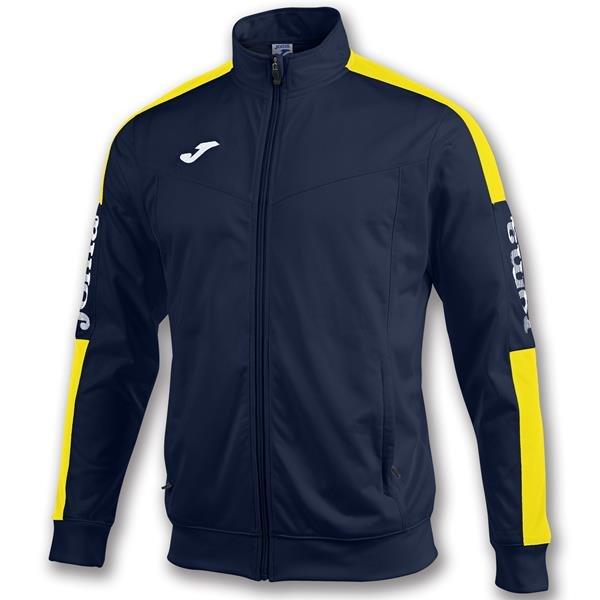 Joma Championship IV Dark Navy/Yellow Jacket