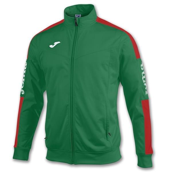 Joma Championship IV Green/Red Jacket