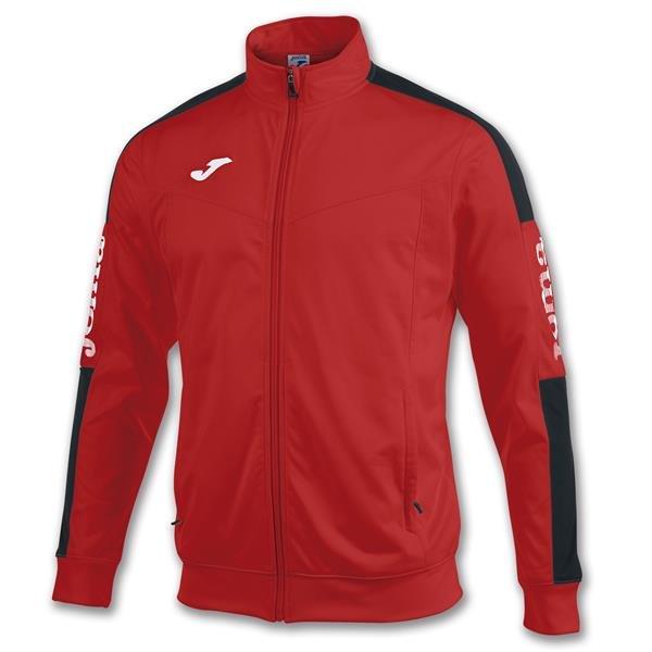 Joma Championship IV Red/Black Jacket
