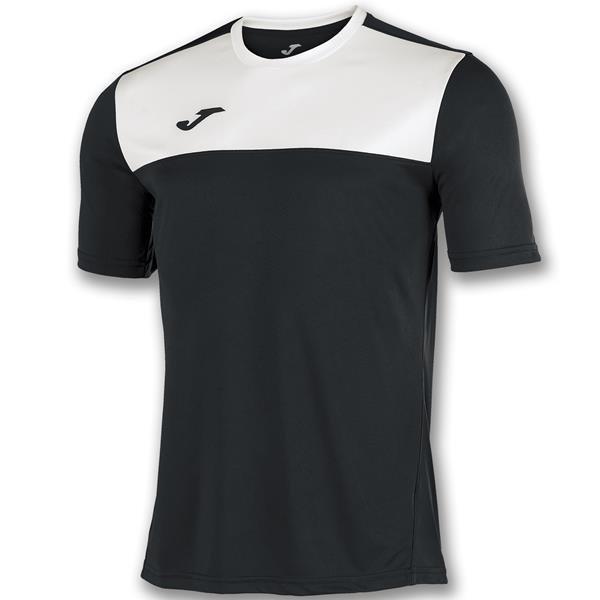 Joma Winner SS Football Shirt Royal/white