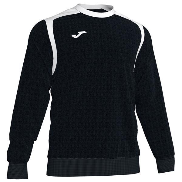 Joma Championship V Sweatshirt White/black