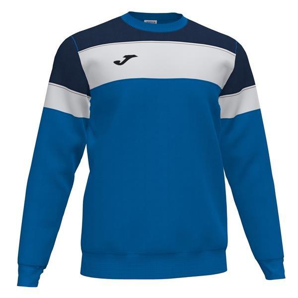 Joma Crew IV Royal/Dark Navy Sweatshirt
