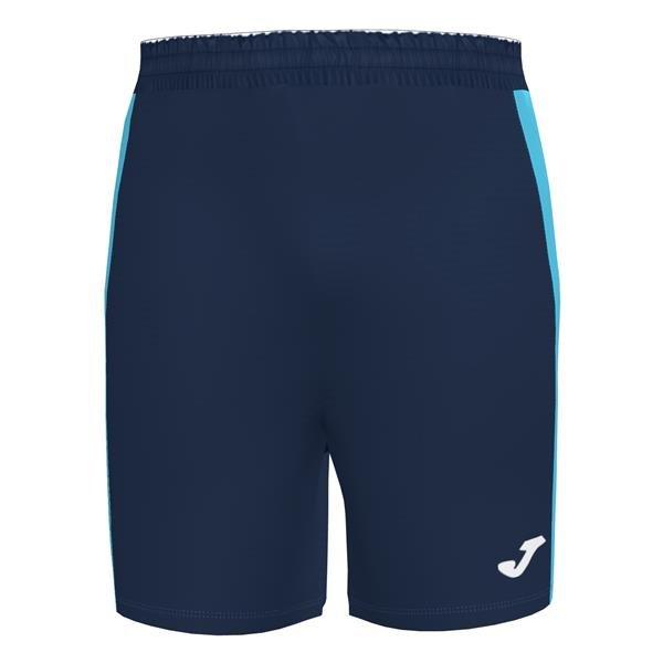 Joma Maxi Short Dark Navy/Fluo Turquoise