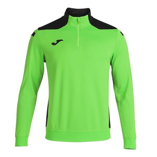Joma Championship VI Fluo Green/Black Sweatshirt