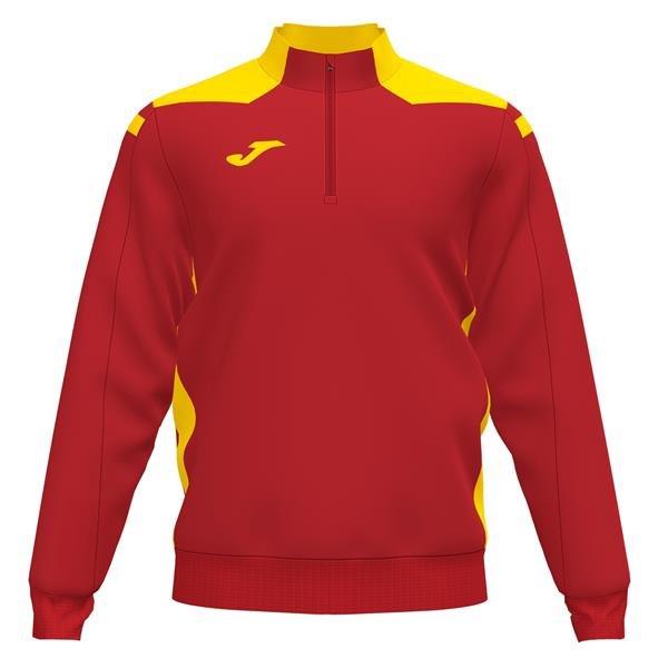 Joma Championship VI Red/Yellow Sweatshirt