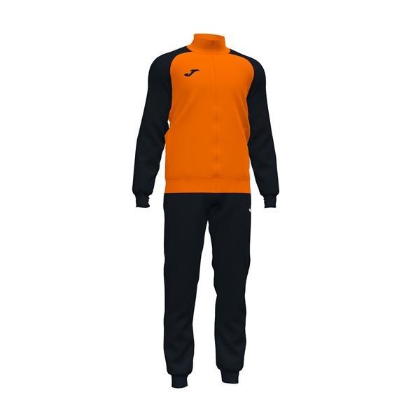 Joma Academy IV Orange/Black Tracksuit