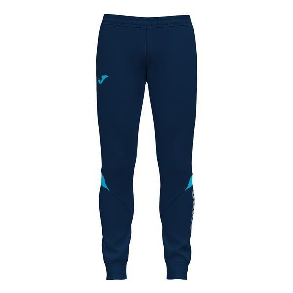 Joma Championship VI Dark Navy/Fluo Turquoise Long Pant