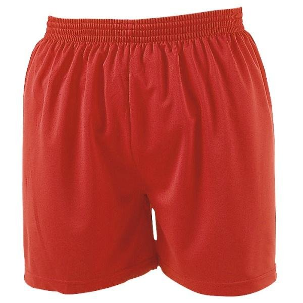 Stanno Uni Red Football Shorts