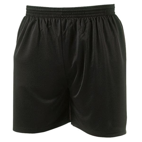 Stanno Uni Black Football Shorts