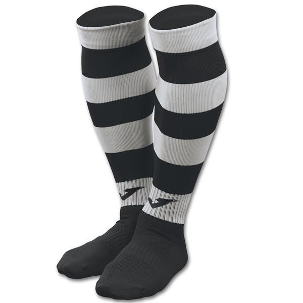 Joma Zebra II Football Sock Yellow
