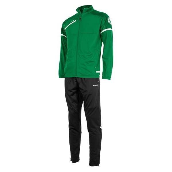 Stanno Prestige Green/White Polyester Suit