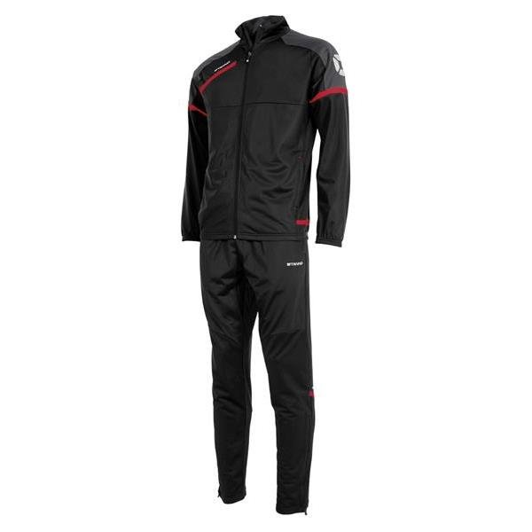 Stanno Prestige Black/Red Polyester Suit