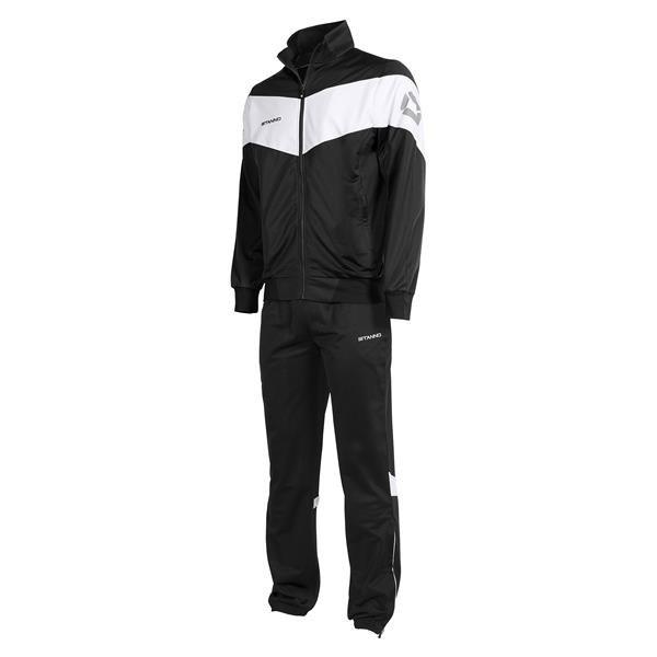 Stanno Fiero Polyester Suit Black/White