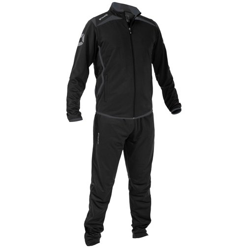 Stanno Forza Black/Anthracite Poly Suit