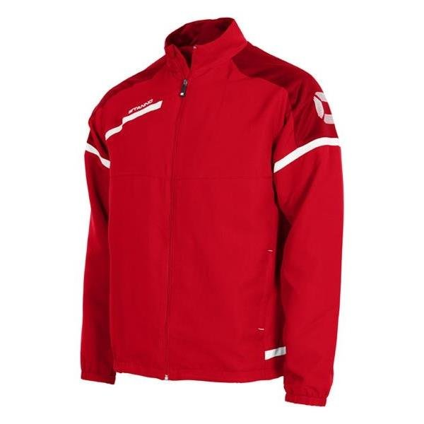 Stanno Prestige Red/White Micro Jacket