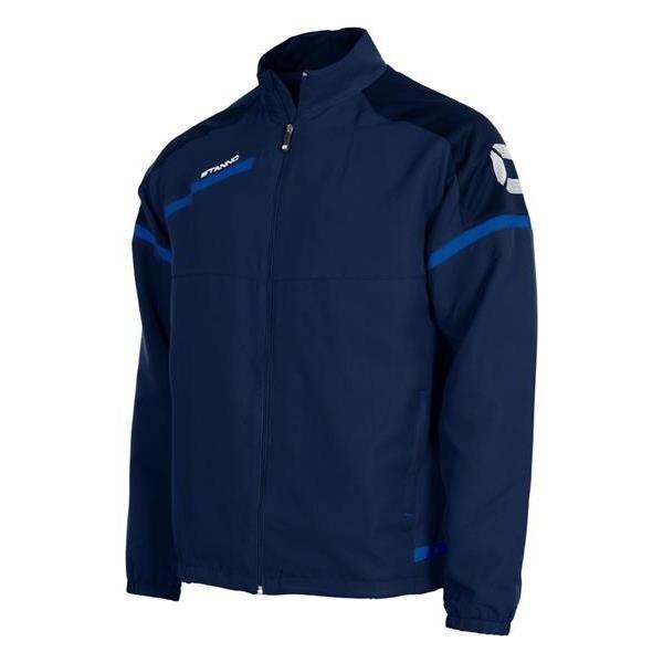 Stanno Prestige Navy/Royal Micro Jacket