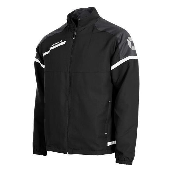 Stanno Prestige Black/Anthracite Micro Jacket