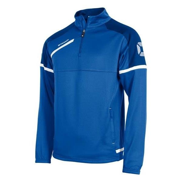 Stanno Prestige Royal/White TTS Top Half Zip