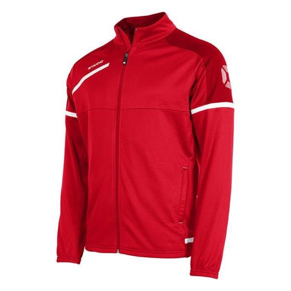 Stanno Prestige Red/White TTS Jacket
