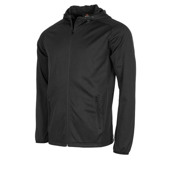 Stanno Functionals Full Zip Hoody Black