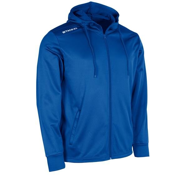 Stanno Field Royal Hooded Jacket