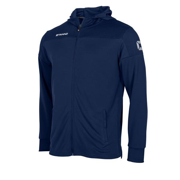 Stanno Pride Navy/White Hooded Sweat