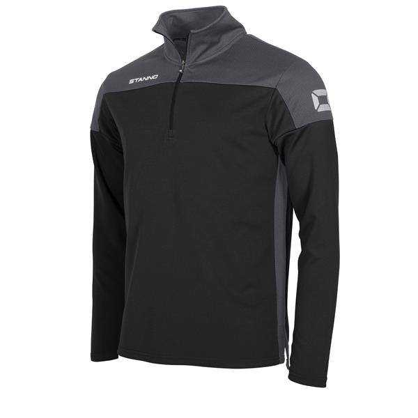 Stanno Pride Black/Anthracite Training 1/4 Zip Top