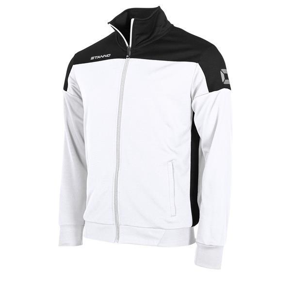 Stanno Pride White/Black TTS Jacket