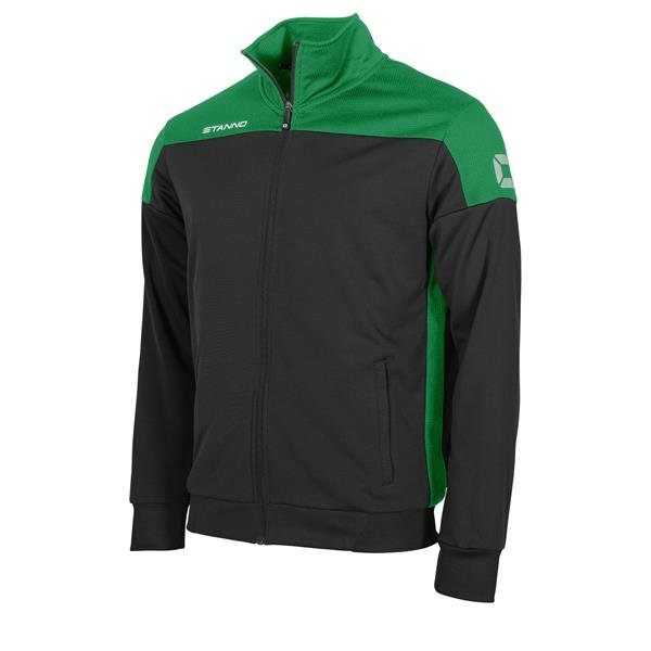 Stanno Pride Black/Green TTS Jacket