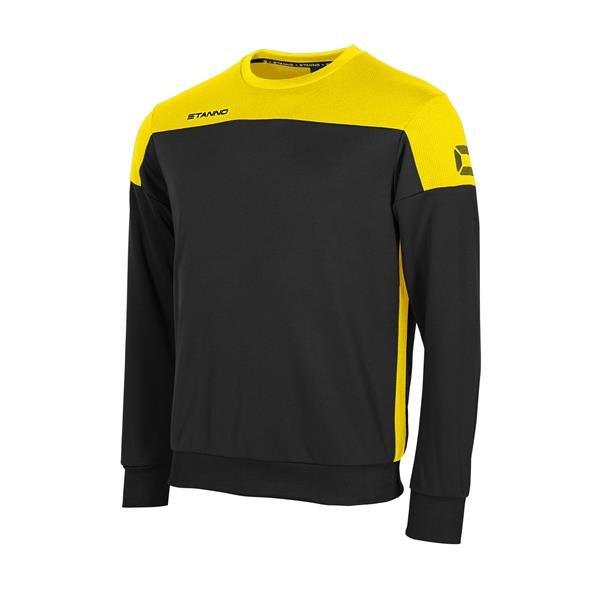 Stanno Pride Black/Yellow Top Round Neck