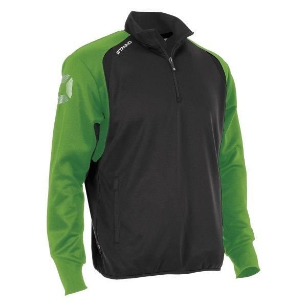 Stanno Riva TTS Micro Polyester Top Black/Bright Green