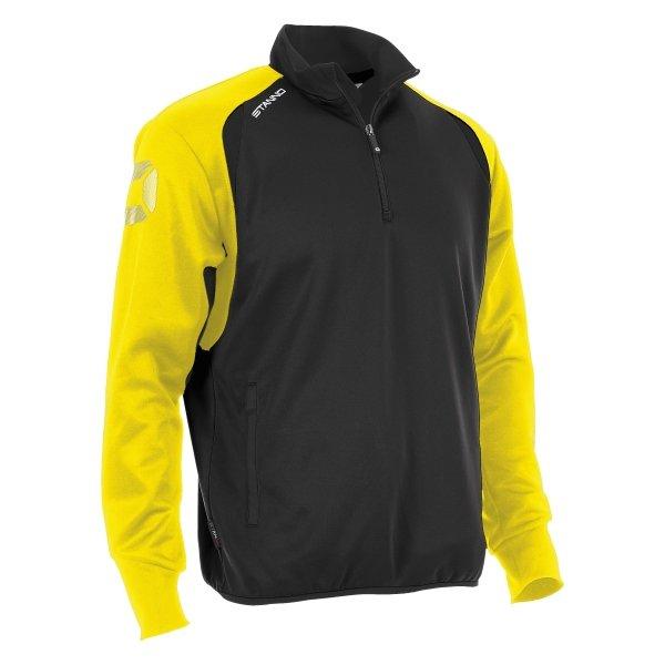 Stanno Riva TTS Micro Polyester Top Black/Yellow
