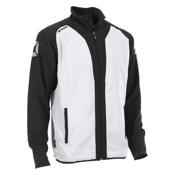 Stanno Riva Woven Jacket White/Black